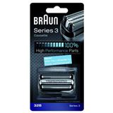 Braun 32b Ersatzscherteil Kombipack für Elekrofolienrasierer