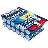 Varta High Energy Big Box LR6 Alkaline AA Mignon Batterie 1.5 V 12er Pack