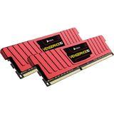 16GB Corsair Vengeance LP Red DDR3L-1600 DIMM CL9 Dual Kit