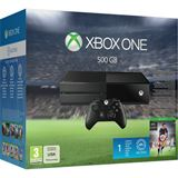 Microsoft XBox One ohne Kinect Konsole 500GB HDD WiFi & Bluetooth