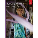 Adobe Premiere Elements 14.0 32 Bit Deutsch Multimedia Upgrade 1 User PC / Mac (DVD)
