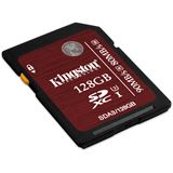 128 GB Kingston SDXC Class 10 U3 Retail