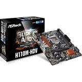 ASRock H110M-HDV Intel H110 So.1151 Dual Channel DDR mATX Retail