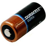 Duracell Foto Batterie Lithium (DL 123) für Foto, Digital-, MP3