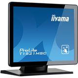 "15"" (38,10cm) iiyama ProLite T1521MSC-B1 schwarz 1024x768 1xVGA / USB"