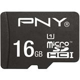 16 GB PNY High Performance microSDHC Class 10 U1 Retail