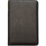 Pocketbook Cover Dots schwarz-gelb