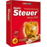 Lexware Quicksteuer Deluxe 2016 FFP