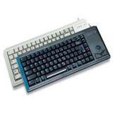 CHERRY G84-4400LPBUS-0 CHERRY ML PS/2 Englisch (US) hellgrau