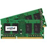 8GB Crucial CT2KIT51264BF160BJ DDR3L-1600 SO-DIMM CL11 Dual Kit
