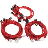 Super Flower Kabel Kit rot
