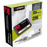 "256GB Kingston SSDNow KC400 Upgrade Kit 2.5"" (6.4cm) SATA 6Gb/s"