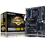 Gigabyte GA-990XA-UD3 R5 AMD 990FX So.AM3+ Dual Channel DDR3 ATX