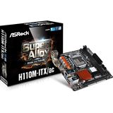 ASRock H110M-ITX/ac Intel H110 So.1151 Dual Channel DDR4 Mini-ITX