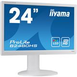 "23,6"" (59,94cm) iiyama ProLite B2480HS-W2 Weiß 1920x1080"