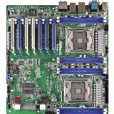 ASRock EP2C612 WS Intel C612 2x So.2011-3 Quad Channel DDR4 SSI EEB Retail