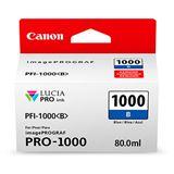 Canon Tinte PFI-1000B 0555C001AA blau