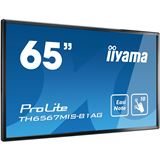 "65"" (165,10cm) iiyama ProLite TH6567MIS-B1AG schwarz 1920x1080"