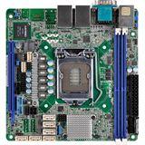 ASRock E3C236D2I Intel C236 So.1151 Dual Channel DDR4 Mini-ITX Retail