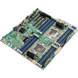 Intel S2600CW2R Intel C612 2x So.2011-3 Quad Channel DDR4 SSI EEB