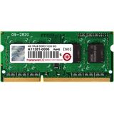4GB Transcend TS512MSK64V3H DDR3L-1333 SO-DIMM CL9 Single