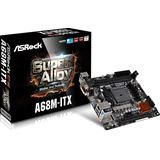ASRock A68M-ITX AMD A68M So.FM2+ Dual Channel DDR3 Mini-ITX Retail