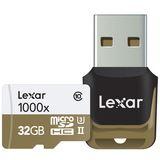 32 GB Lexar Professional 1000x microSDHC Class 10 U3 Retail inkl.