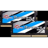 16GB G.Skill RipJaws DDR4-2800 SO-DIMM CL18 Dual Kit