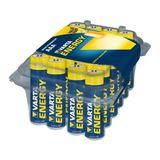 Varta Energy LR03 Alkaline AAA Micro Batterie 1.5 V 24er Pack