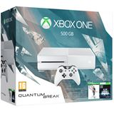 Microsoft XBox One 500GB inkl. Quantum Break & Alan Wake weiß