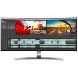 """34"""" (86,36cm) LG Electronics UltraWide 34UC98-W Weiß 3440x1440 1xDisplayPort / 2xHDMI / Thunderbolt"""