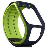Tomtom Armband blau/grün