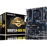 Gigabyte GA-990FXA-UD5 R5 AMD 990FX So.AM3+ Dual Channel DDR3 ATX