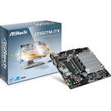 ASRock J3160TM-ITX SoC So.BGA Dual Channel DDR3 Mini-ITX Retail