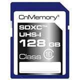 128 GB CnMemory Ultra High Speed SDXC Class 10 UHS-I Retail