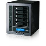 Thecus N5810 Tower 5bay Intel CPU 4GB RAM 2xRJ45