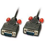 (€2,98*/1m) 5.00m Lindy VGA Anschlusskabel VGA 15pol Stecker auf