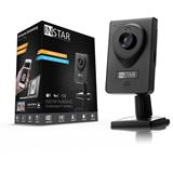 INSTAR Indoor IN-6001HD WLAN schwarz