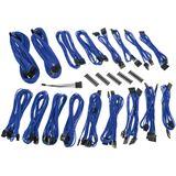 BitFenix Alchemy 2.0 PSU Cable Kit, CSR-Series - blau