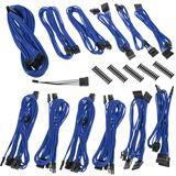 BitFenix Alchemy 2.0 PSU Cable Kit, BQT-Series DPP - blau