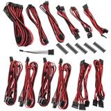 BitFenix Alchemy 2.0 PSU Cable Kit BQT-Series DPP schwarz/rot