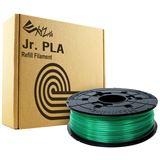 XYZprinting DaVinci Filamentcassette grün klar PLA für 3D Drucker NFC Junior