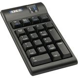 Kinesis Freestyle2 Keypad USB International schwarz (kabelgebunden)