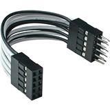 (€9,84*/1m) 0.50m InLine USB2.0 Verlängerungskabel USB