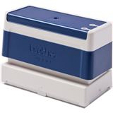 Brother Stempel 40x90 mm blau