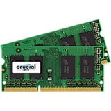 32GB Crucial CT2KIT204864BF160B DDR3L-1600 SO-DIMM CL11 Dual Kit