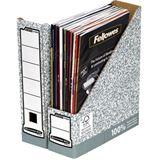 Fellowes BANKERS BOX SYSTEM Archiv-Stehsammler, grau