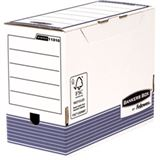 Fellowes BANKERS BOX SYSTEM Archiv-Schachtel, blau, (B)150mm