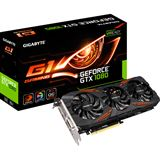 8GB Gigabyte GeForce GTX 1080 G1 Gaming Aktiv PCIe 3.0 x16 (Retail)