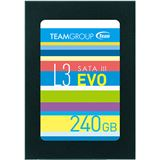 "240GB TeamGroup L3 EVO 2.5"" (6.4cm) SATA 6Gb/s TLC Toggle (T253LE240GTC101)"